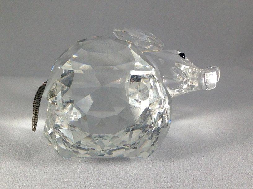 Swarovski Crystal Figurine Elephant 7640 05 - 5