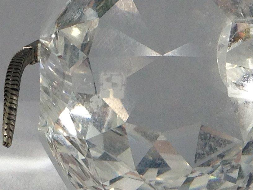 Swarovski Crystal Figurine Elephant 7640 05 - 6