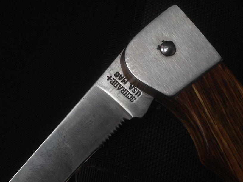 (3) Vintage Folding Knives, Schrade, Victorinox... - 3