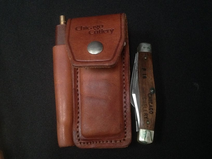 (3) Vintage Folding Knives, Schrade, Victorinox... - 4