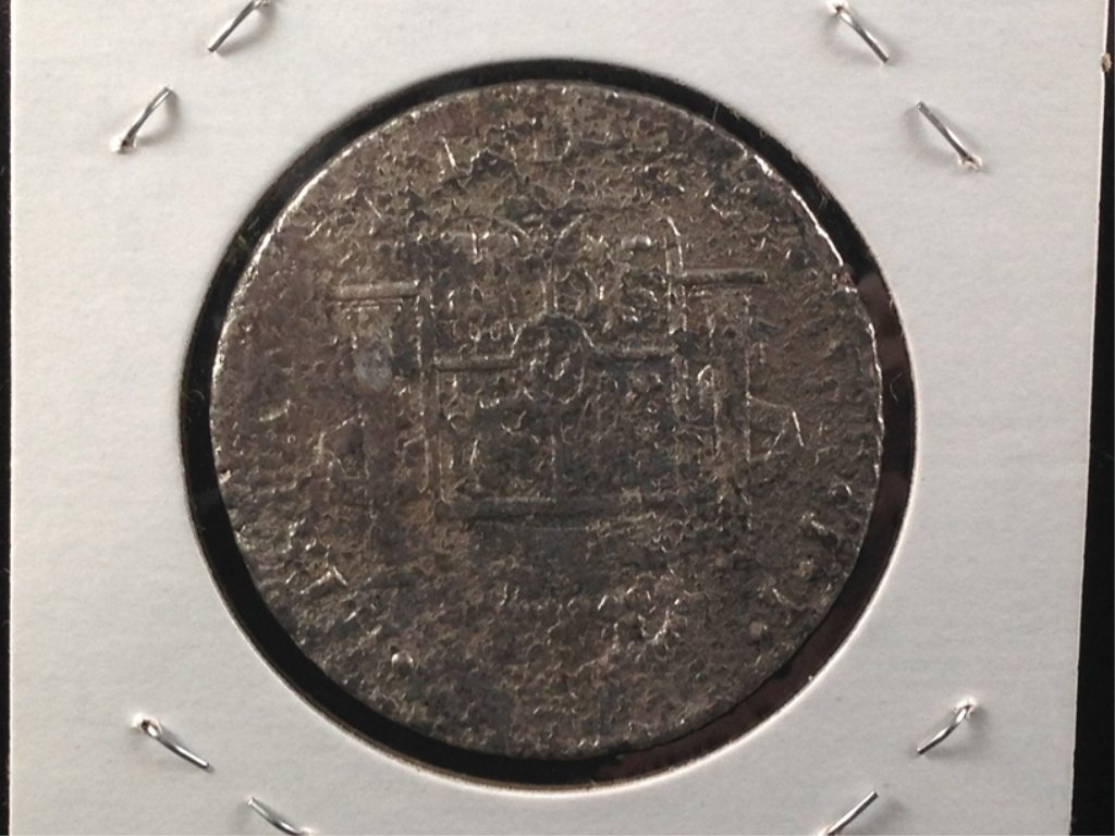 1814 8 Reales Silver Coin of Ferdinand VII. - 2