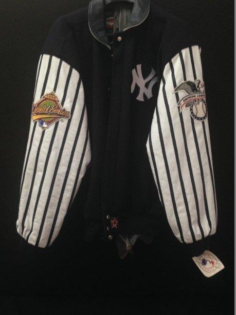 RARE!!! Major League Baseball Jacket NY YANKEES