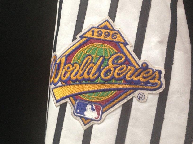 RARE!!! Major League Baseball Jacket NY YANKEES - 2