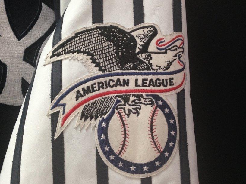 RARE!!! Major League Baseball Jacket NY YANKEES - 5
