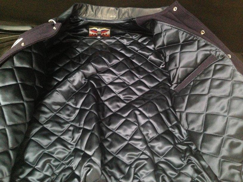 RARE!!! Major League Baseball Jacket NY YANKEES - 7