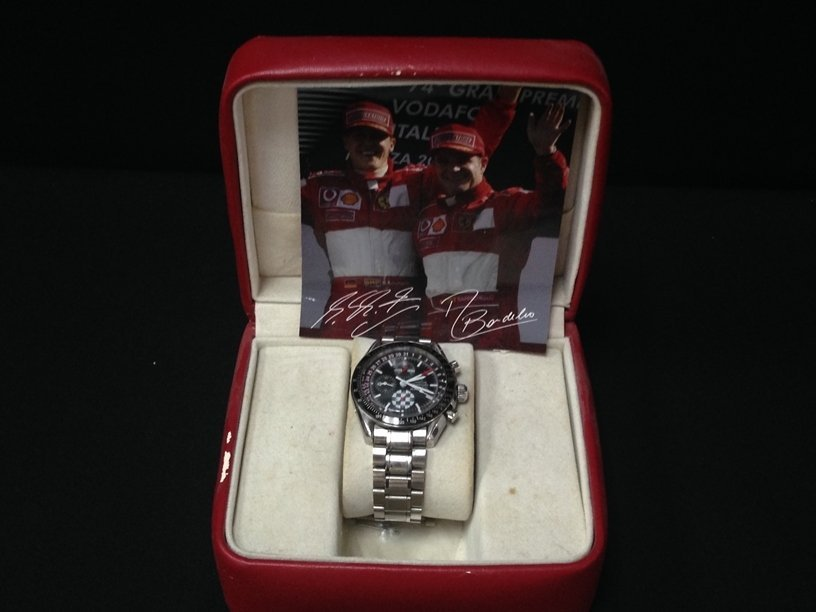 Omega Speedmaster Racing Watch Limited Ed.