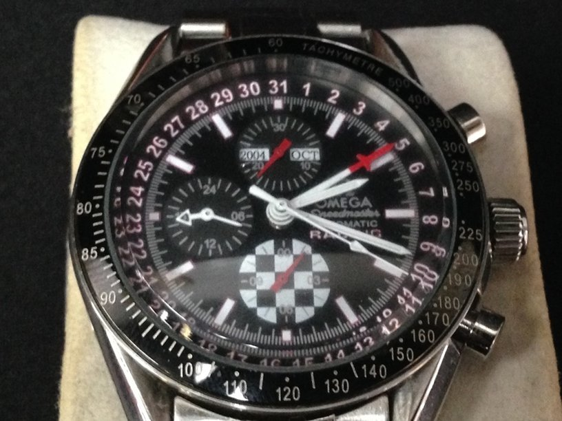 Omega Speedmaster Racing Watch Limited Ed. - 2