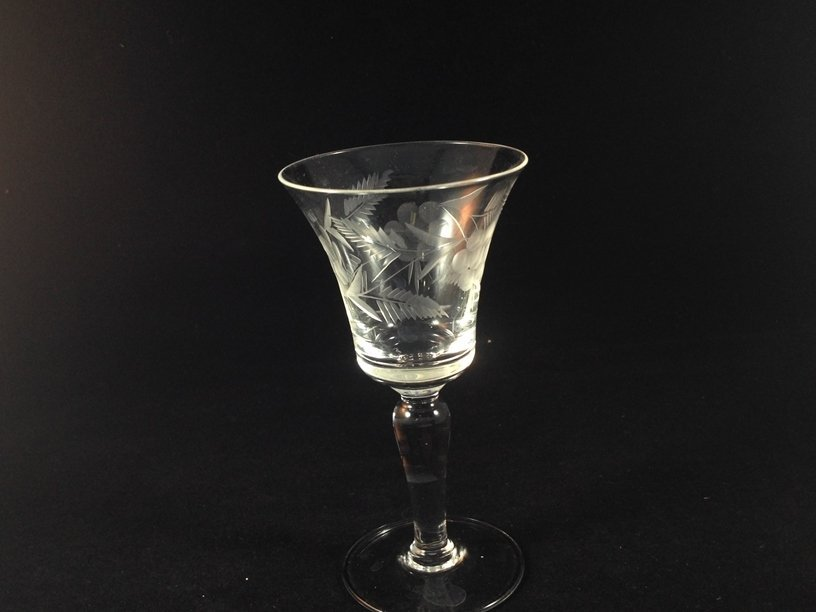 (24) Gorgeous Etched Crystal Stemware. - 10