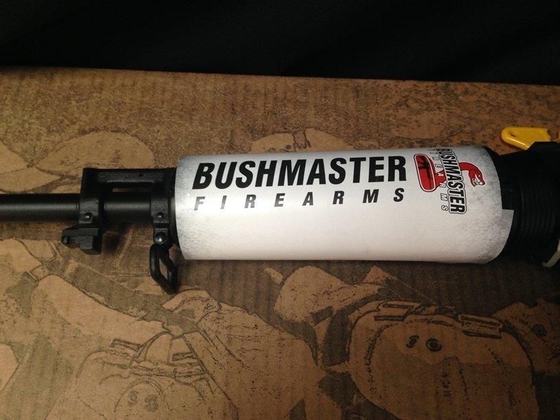 NIB Bushmaster XM-15 5.56 AR-15 Rifle. - 3