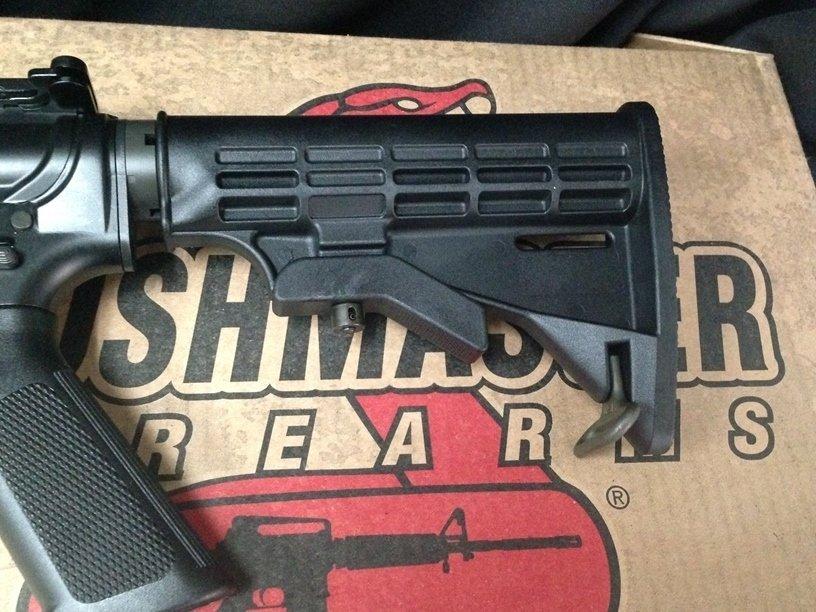 NIB Bushmaster XM-15 5.56 AR-15 Rifle. - 7