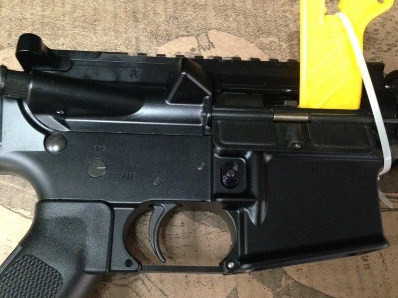NIB Bushmaster XM-15 5.56 AR-15 Rifle. - 8
