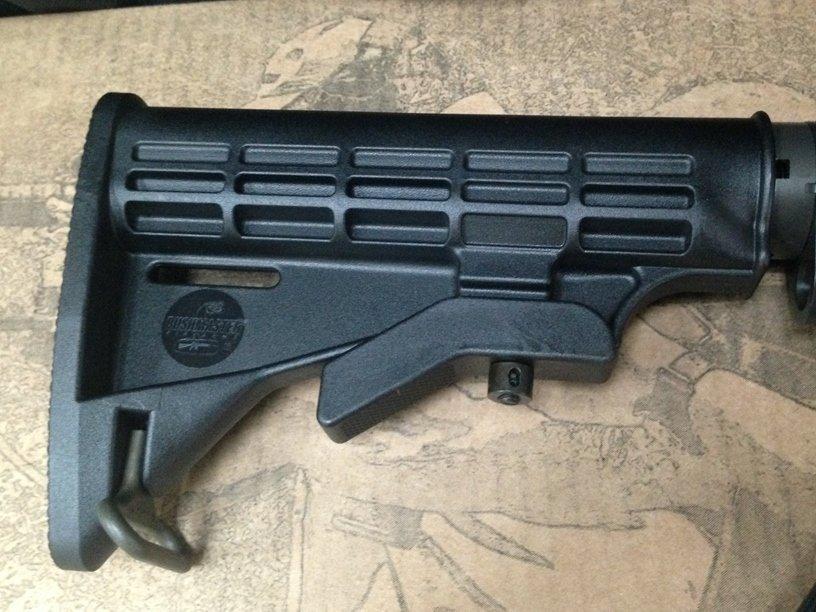 NIB Bushmaster XM-15 5.56 AR-15 Rifle. - 9