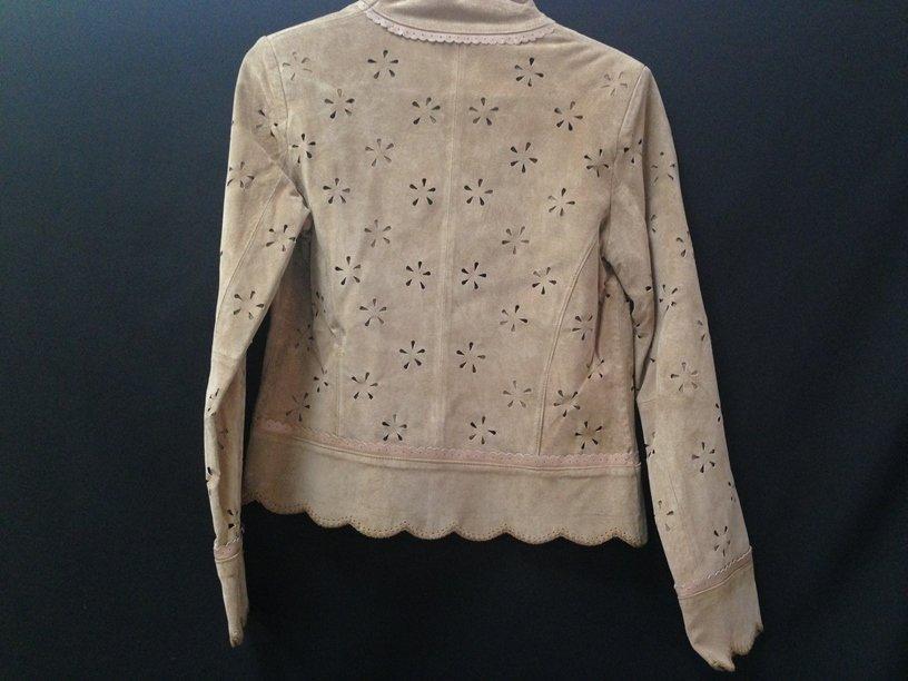 Vintage Ladies Boston Proper Suede Jacket. Sz 4. - 6