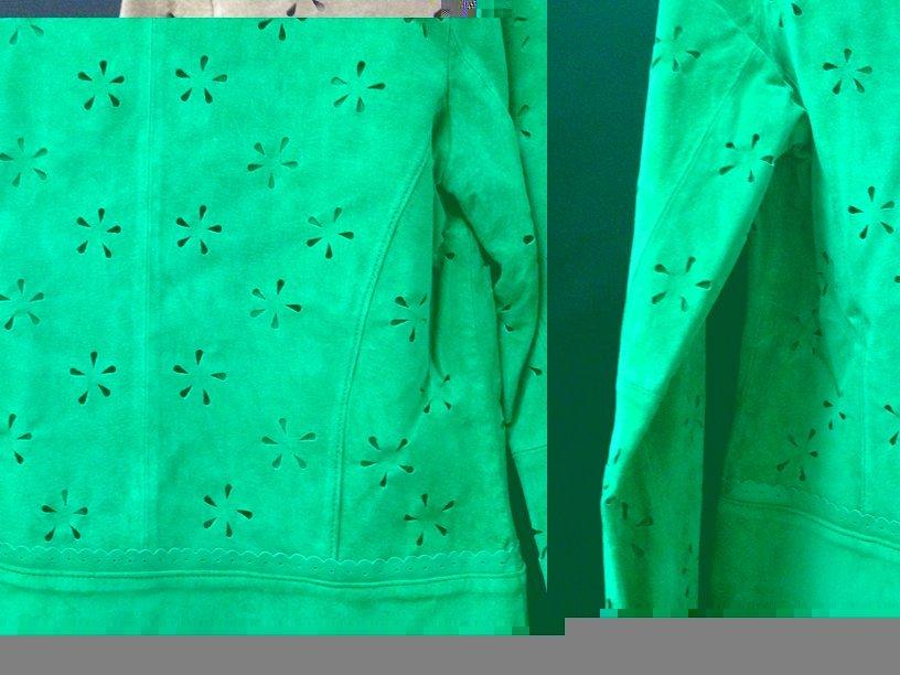 Vintage Ladies Boston Proper Suede Jacket. Sz 4. - 7