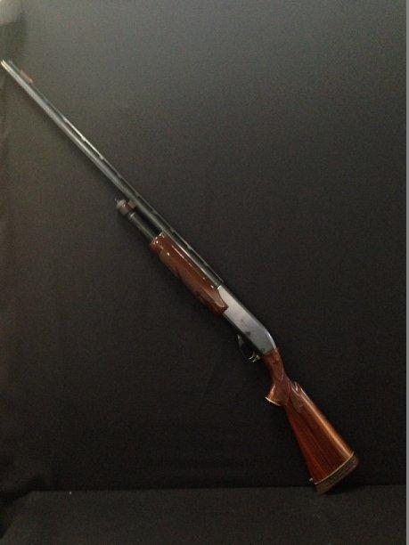 Remington Wingmaster Model 870 12 GA Shotgun.