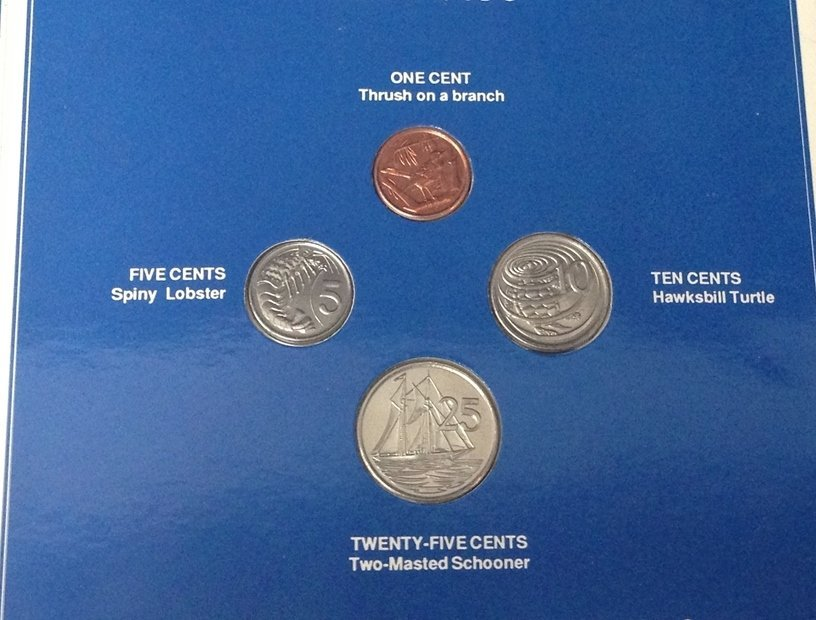Lot (5) British Coin Sets...See Description. - 5