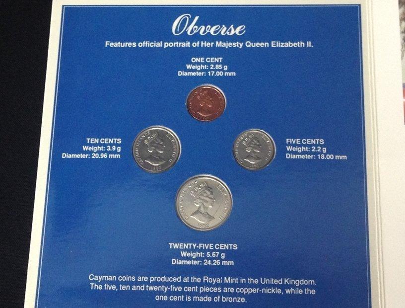 Lot (5) British Coin Sets...See Description. - 6