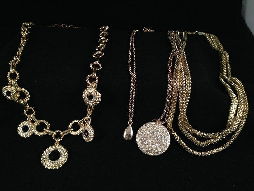 Mixed Lot Vintage Fashion Jewelry. - 4
