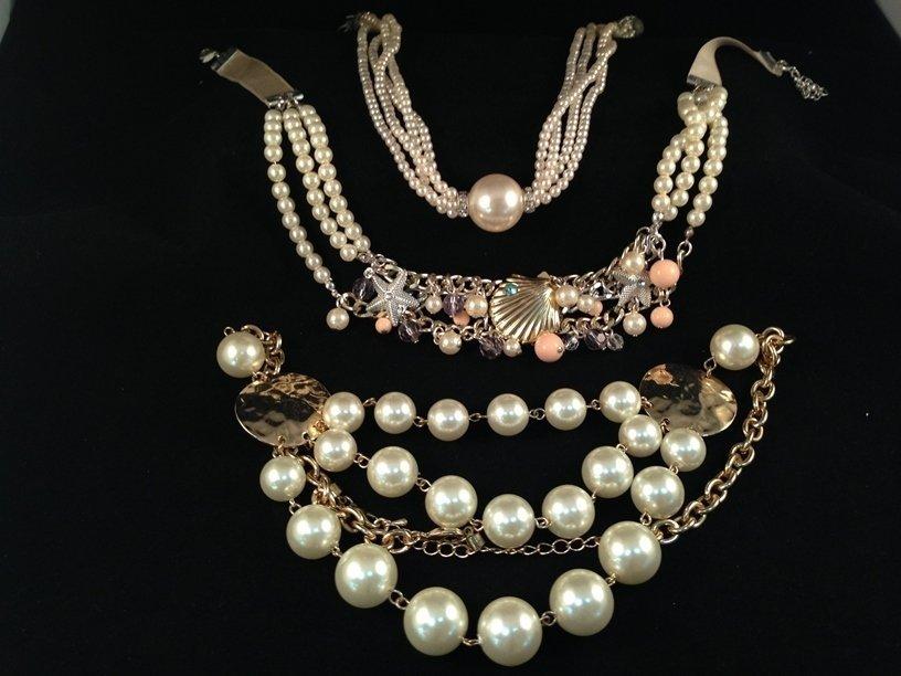 Mixed Lot Vintage Fashion Jewelry. - 5