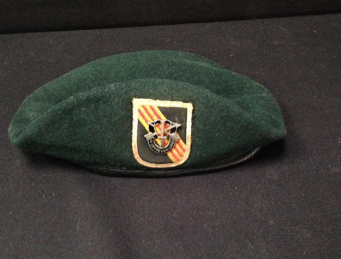 Vietnam Era U.S 5th Special Forces Green Beret