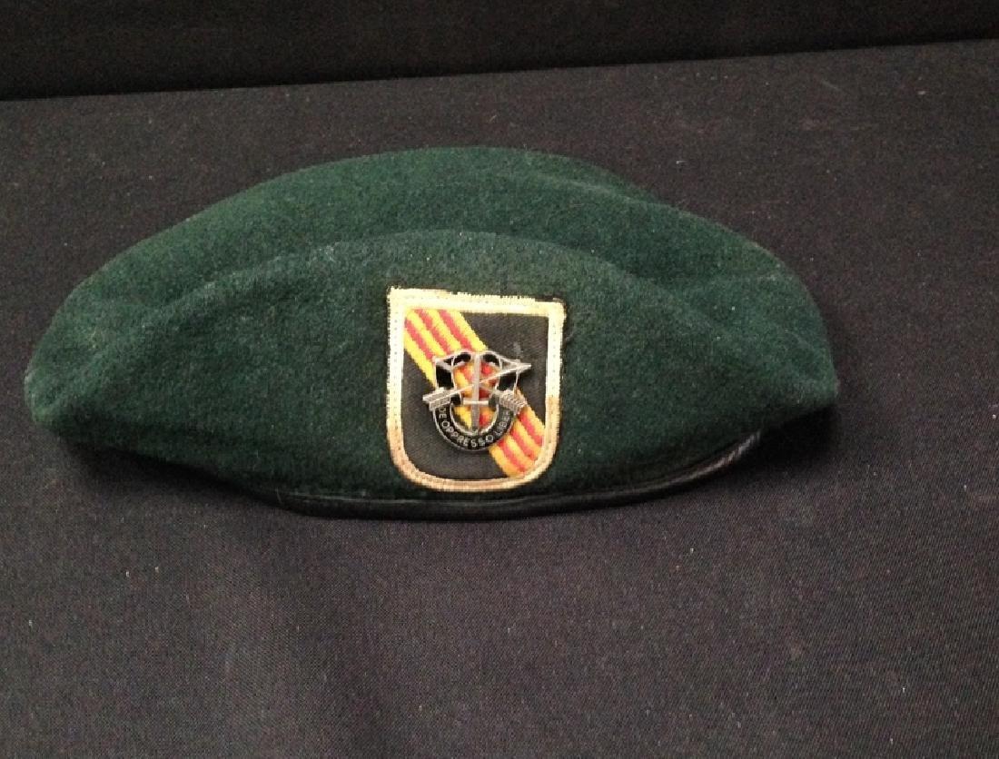 Vietnam Era U.S 5th Special Forces Green Beret