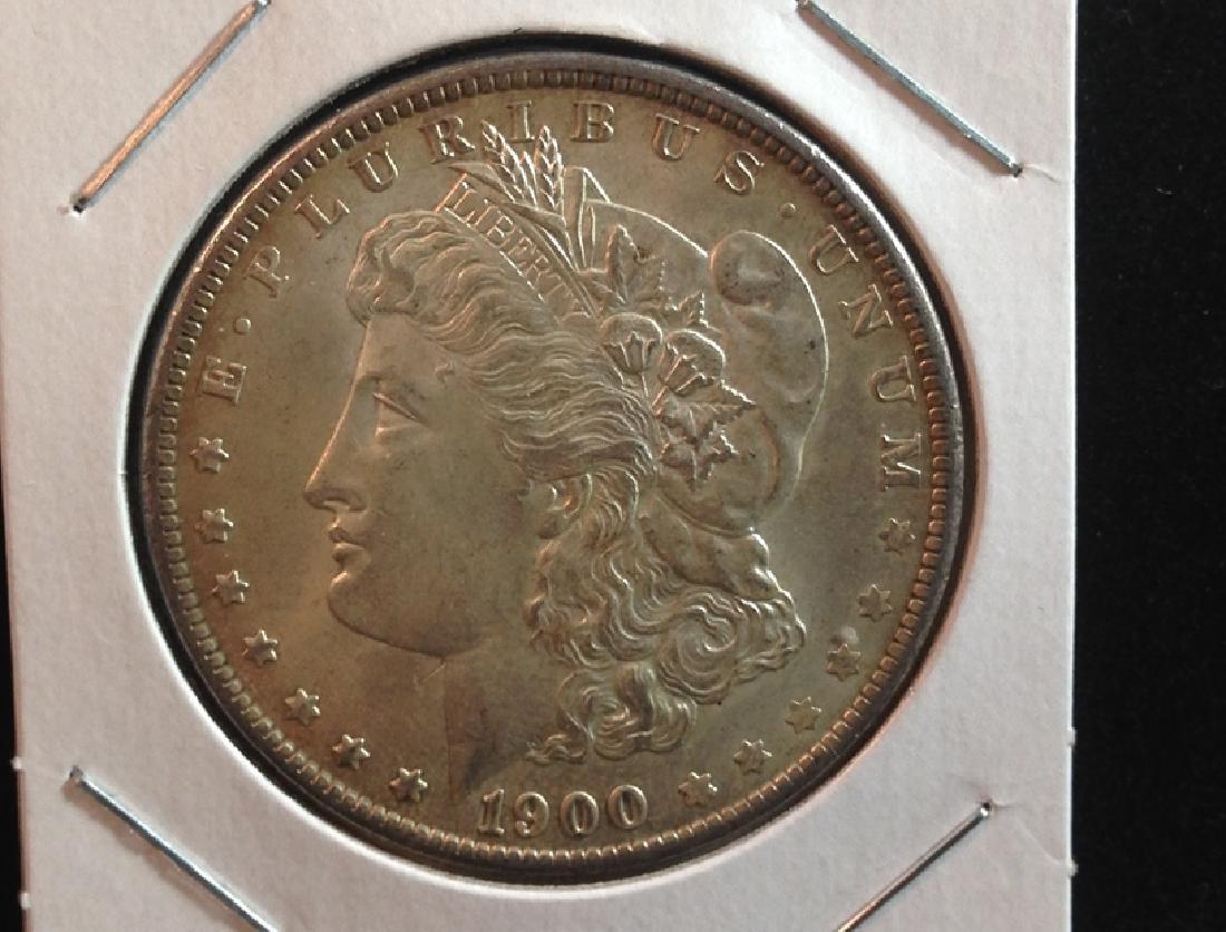 1900 O Morgan Silver Dollar LOOK!!!