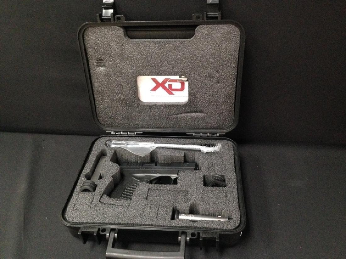 Springfield Armory XDs 9mm w/Pearce Grip NIB