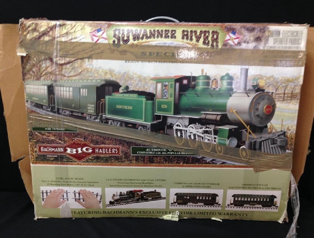 Train Set, Bachmann Big Haulers Suwannee River