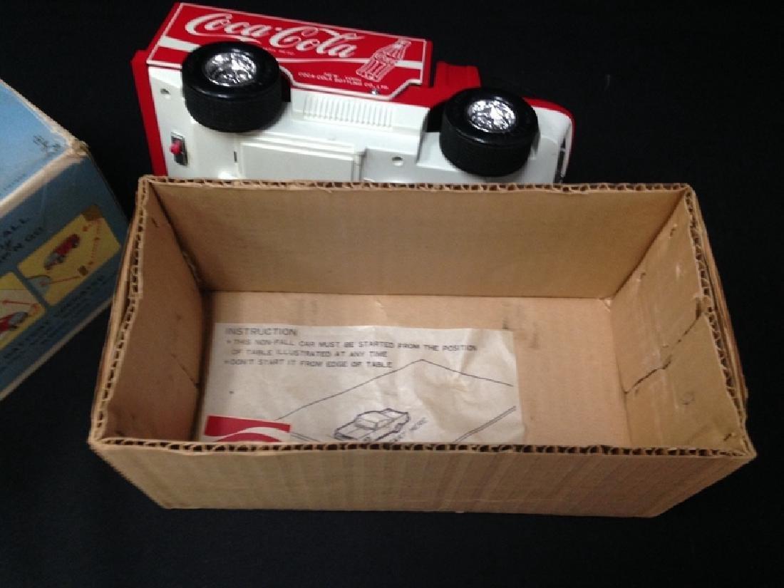 Vintage Big Wheel Taiyo Big Wheel Coca Cola Truck - 6