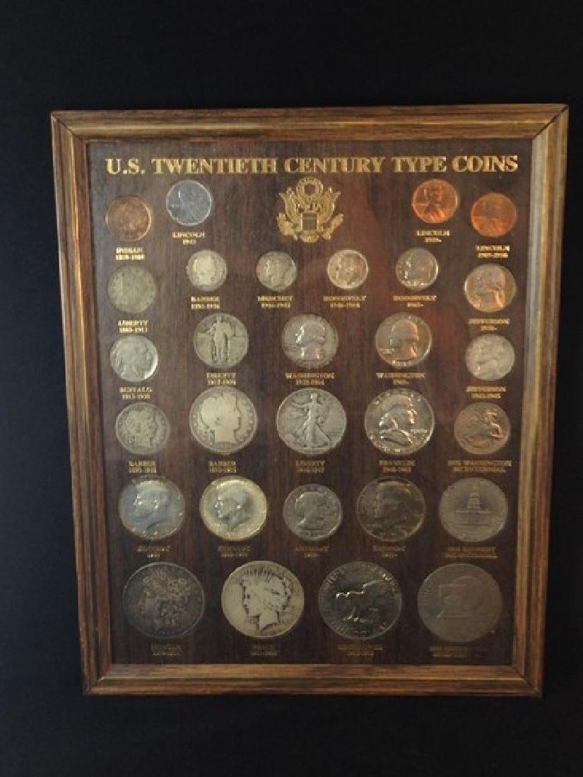 20 the Century Type Coin Set