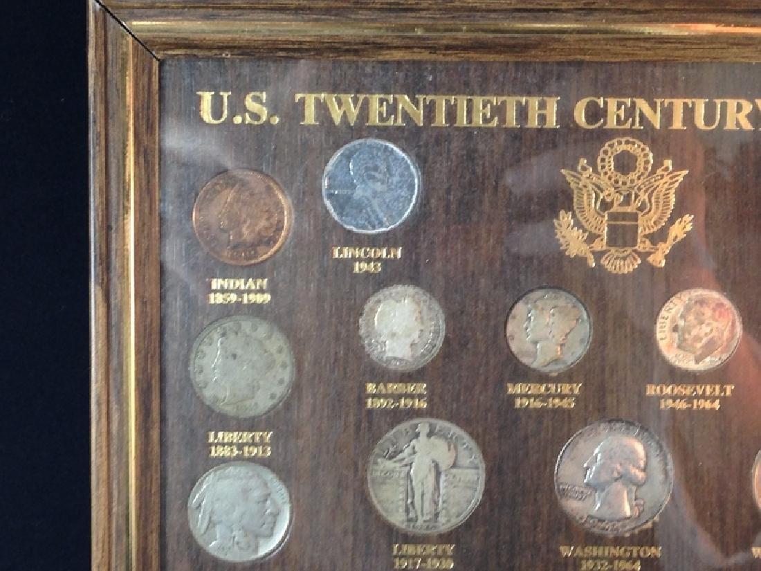 20 the Century Type Coin Set - 2