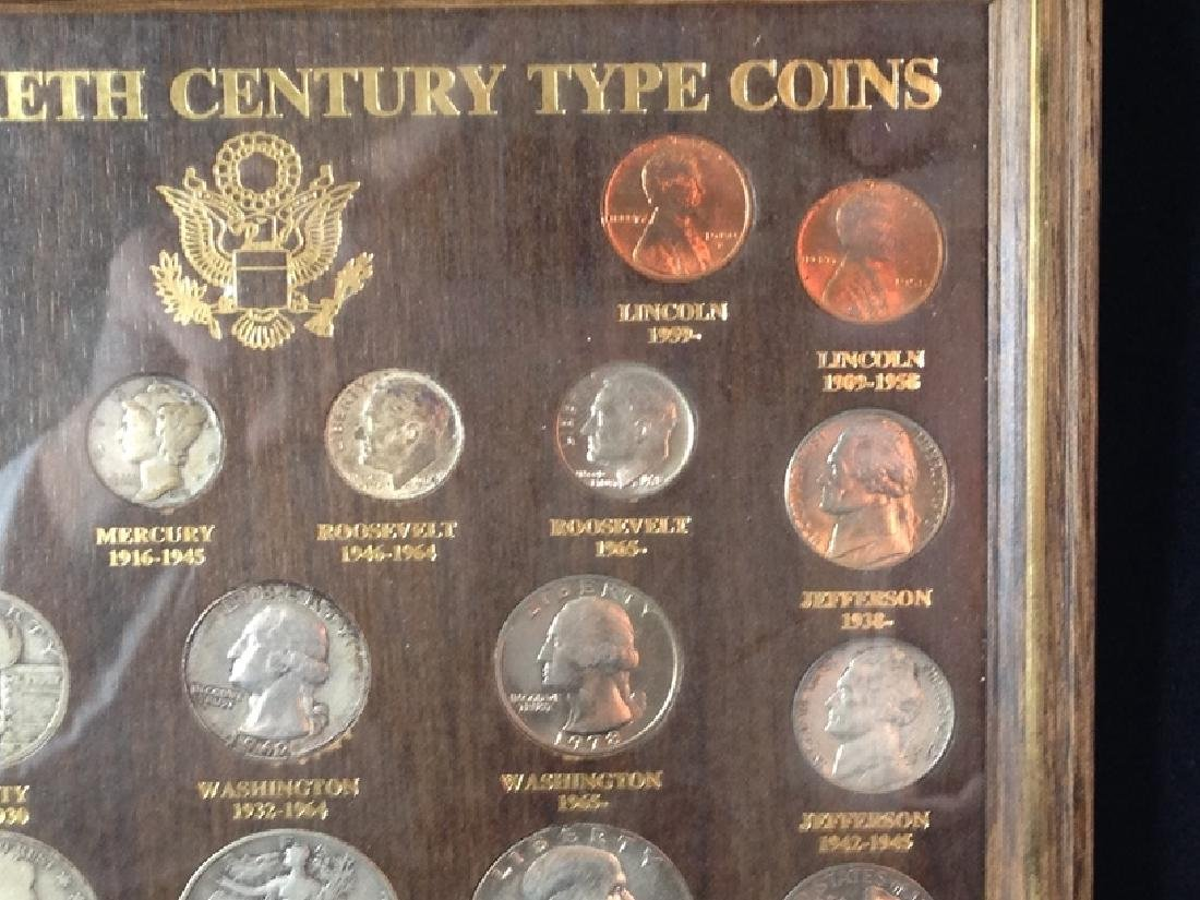 20 the Century Type Coin Set - 4