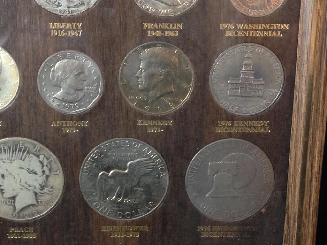 20 the Century Type Coin Set - 5