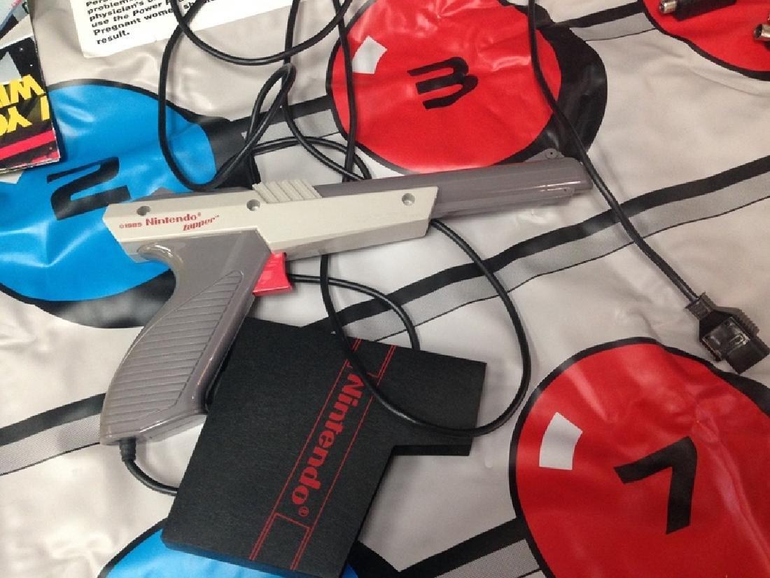 Nintendo Zapper & Power Pad Lot. - 2