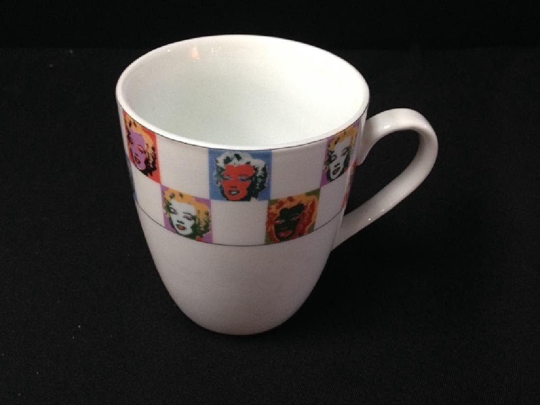 MARILYN MONROE Delphi Ltd. Ed Plate (3) Mugs. - 7