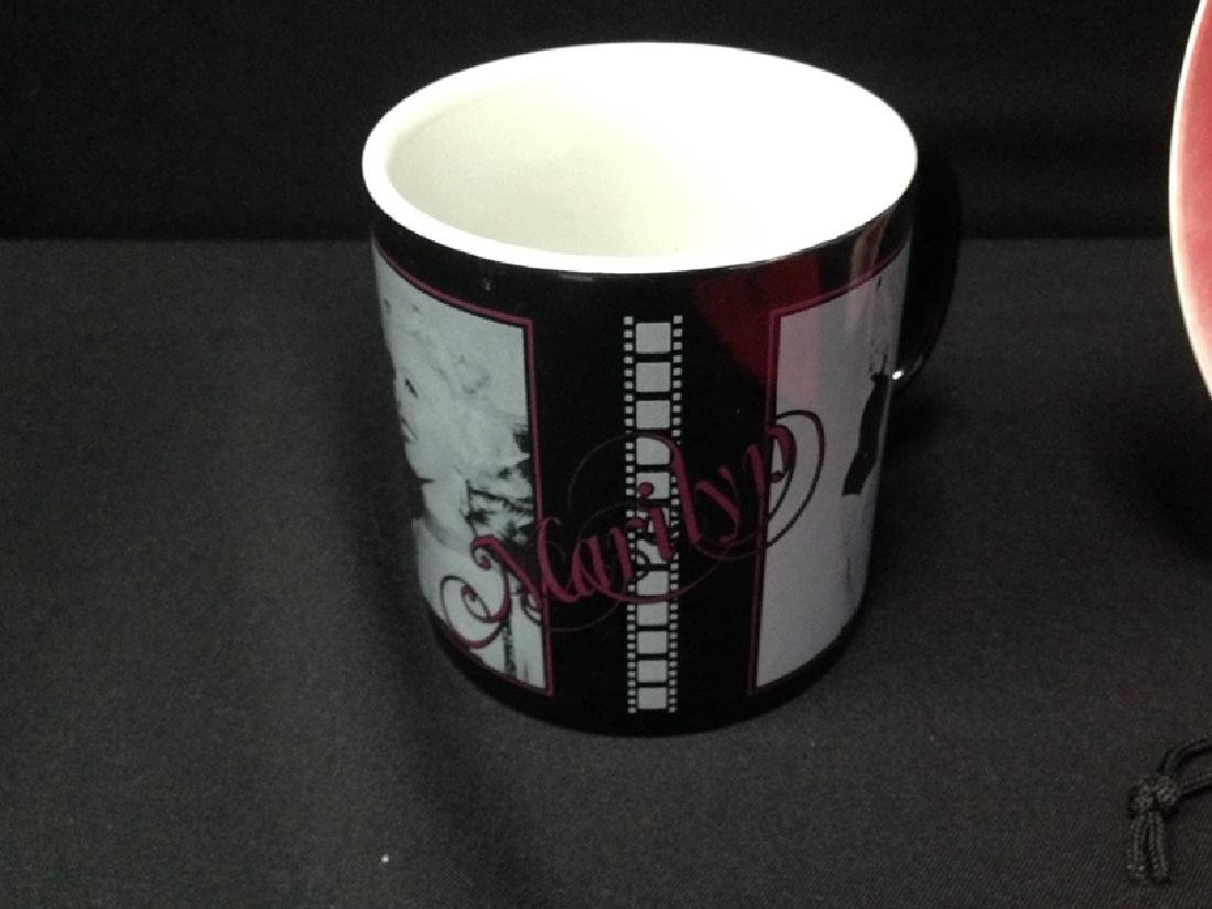 MARILYN MONROE Delphi Ltd. Ed Plate (3) Mugs. - 8