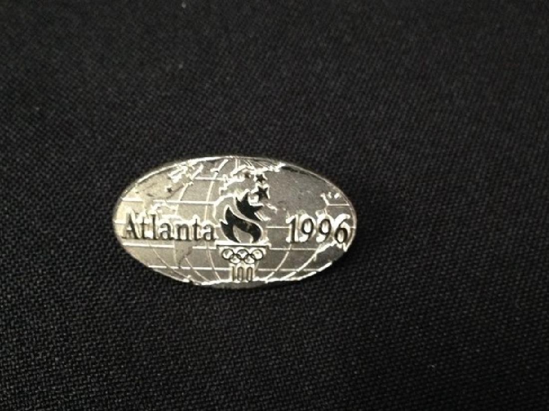 1995 Blind Runner Silver Dollar w/COA - 3