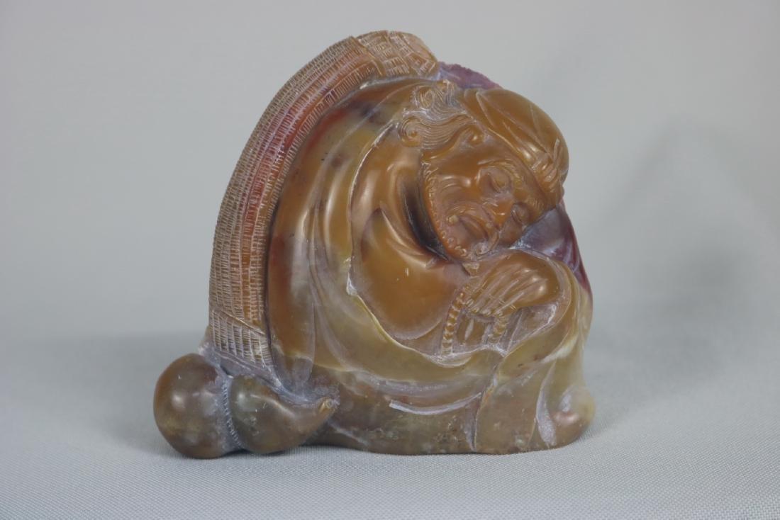 Chinese Soapstone figure