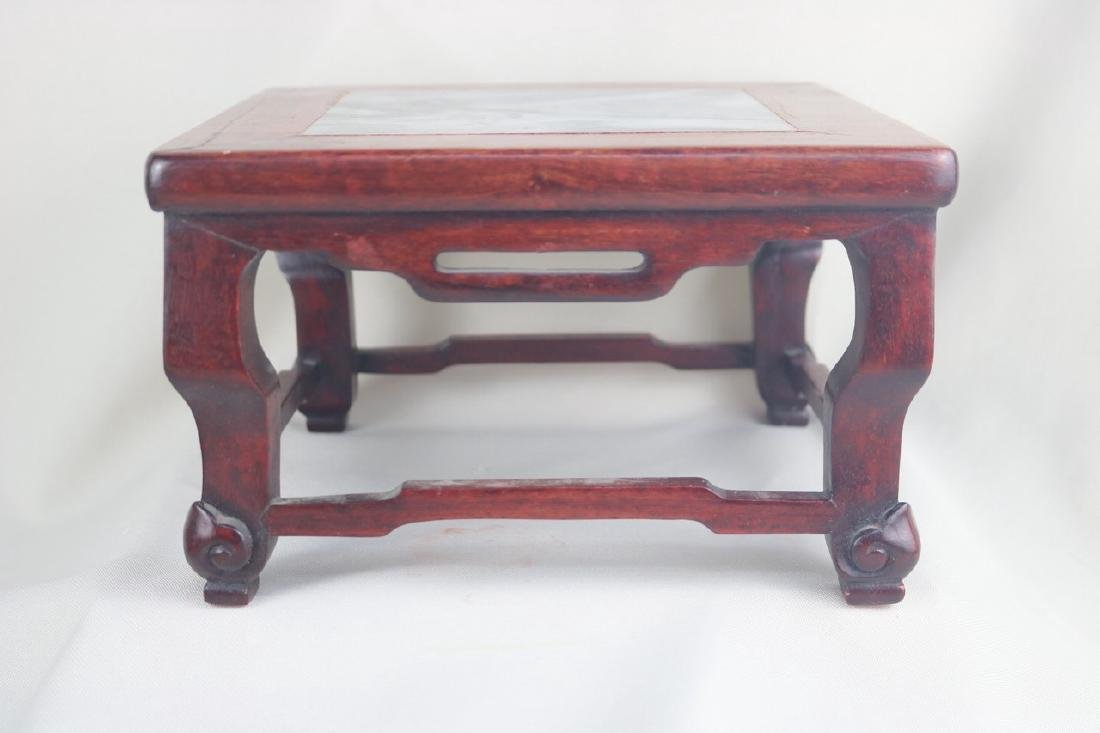 Chinese Rosewood Stool