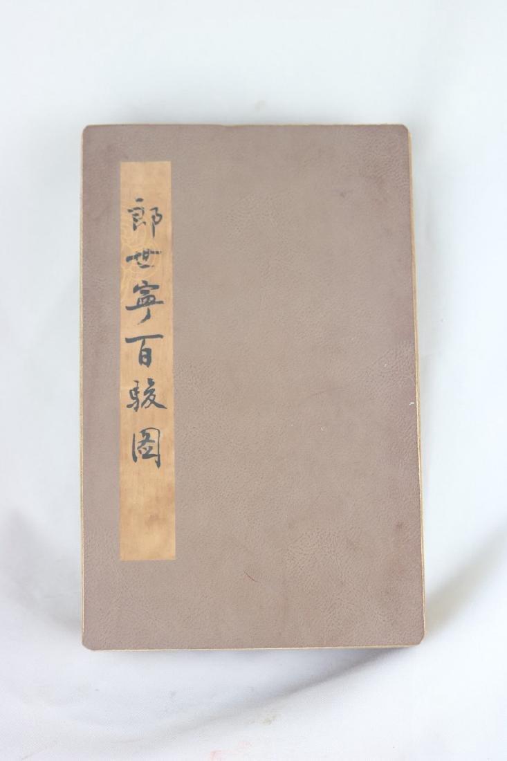 Chinese Album Print