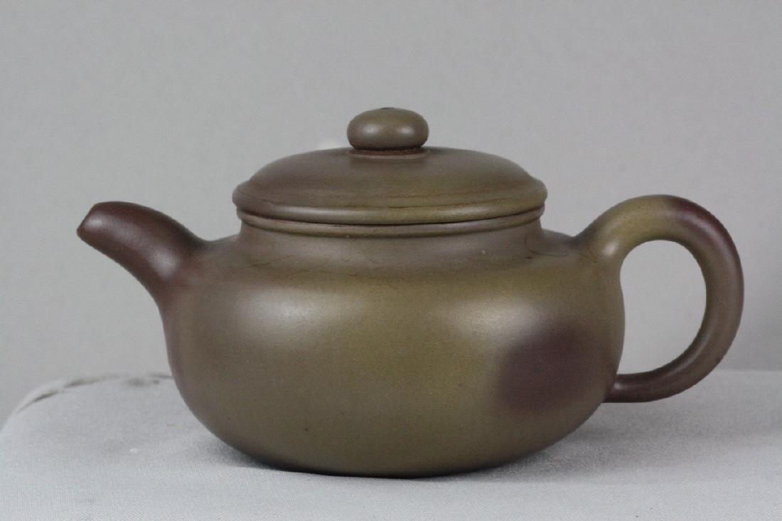 Chinese Zi-Sha Teapot
