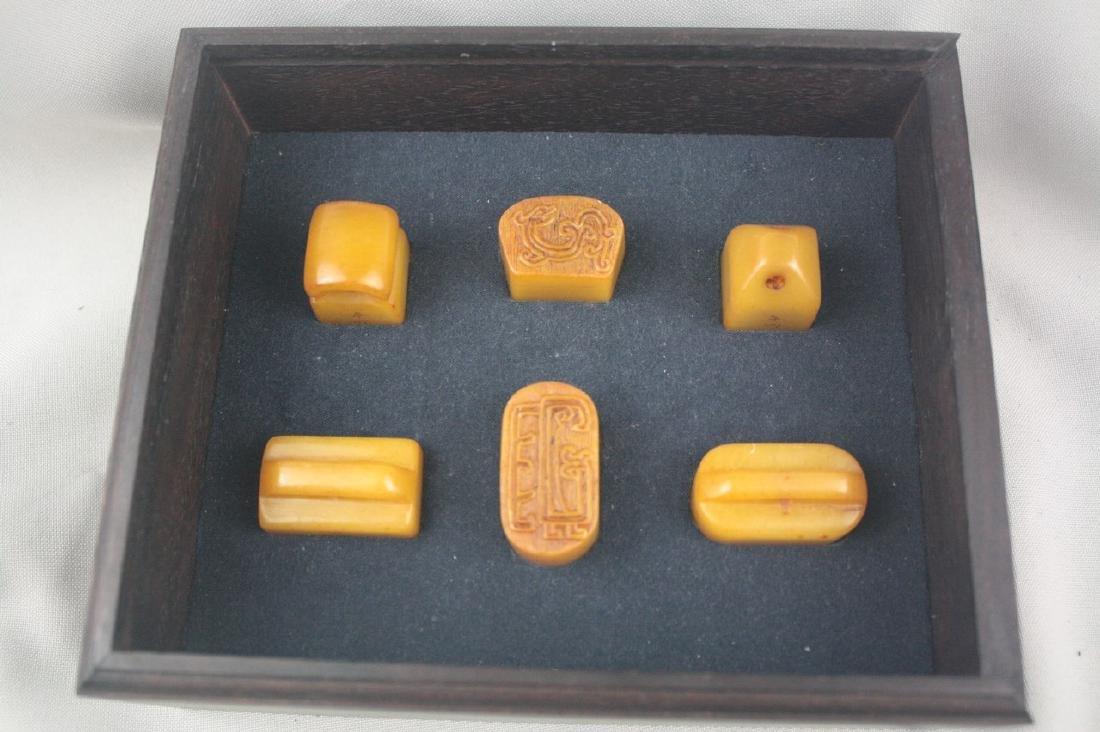 Chinese Tian Huang Stone Seal