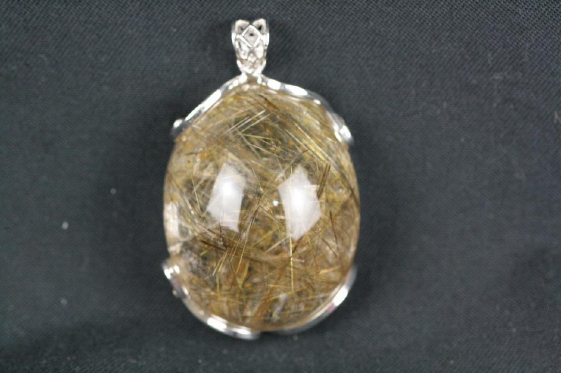 Chinese Crystal Pendant