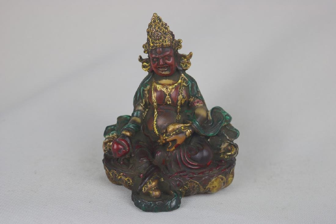 Chinese Glass Budda