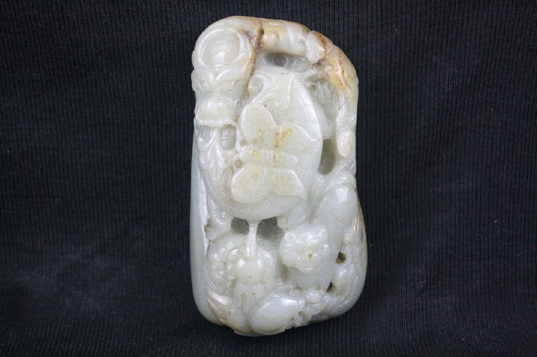 Chinese Carved Jade animals