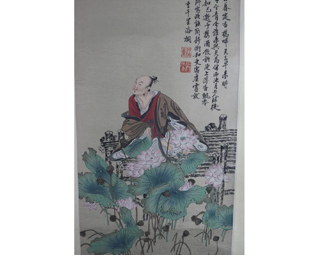 A Pair of Chinese Painting - 3