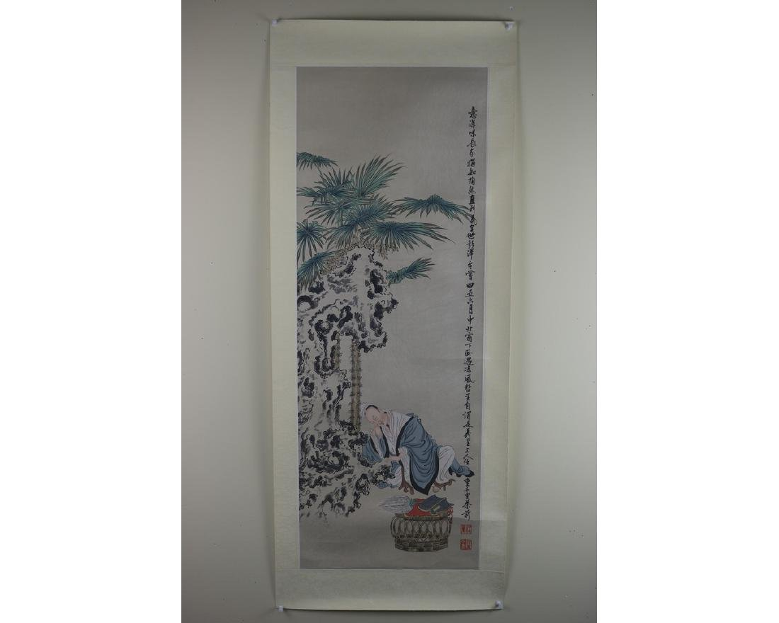 A Pair of Chinese Painting - 5