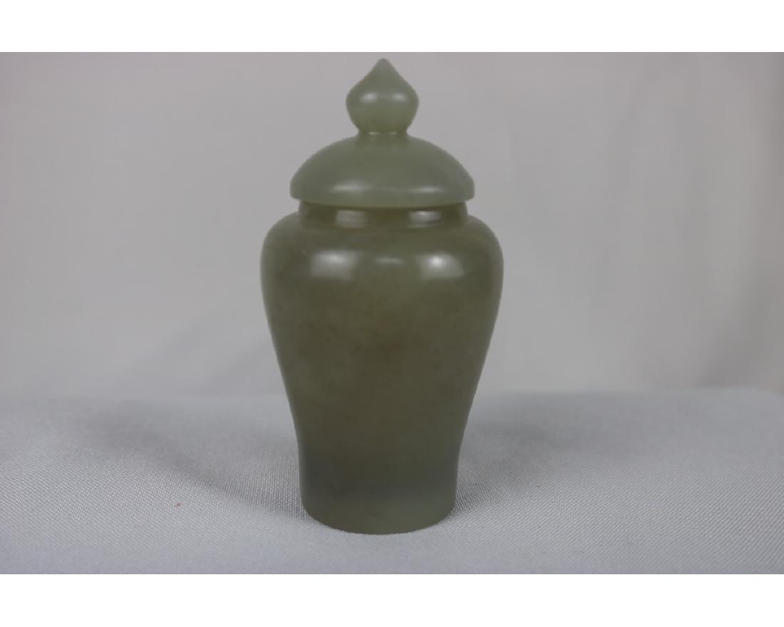 Chinese Ancient Jade Vase