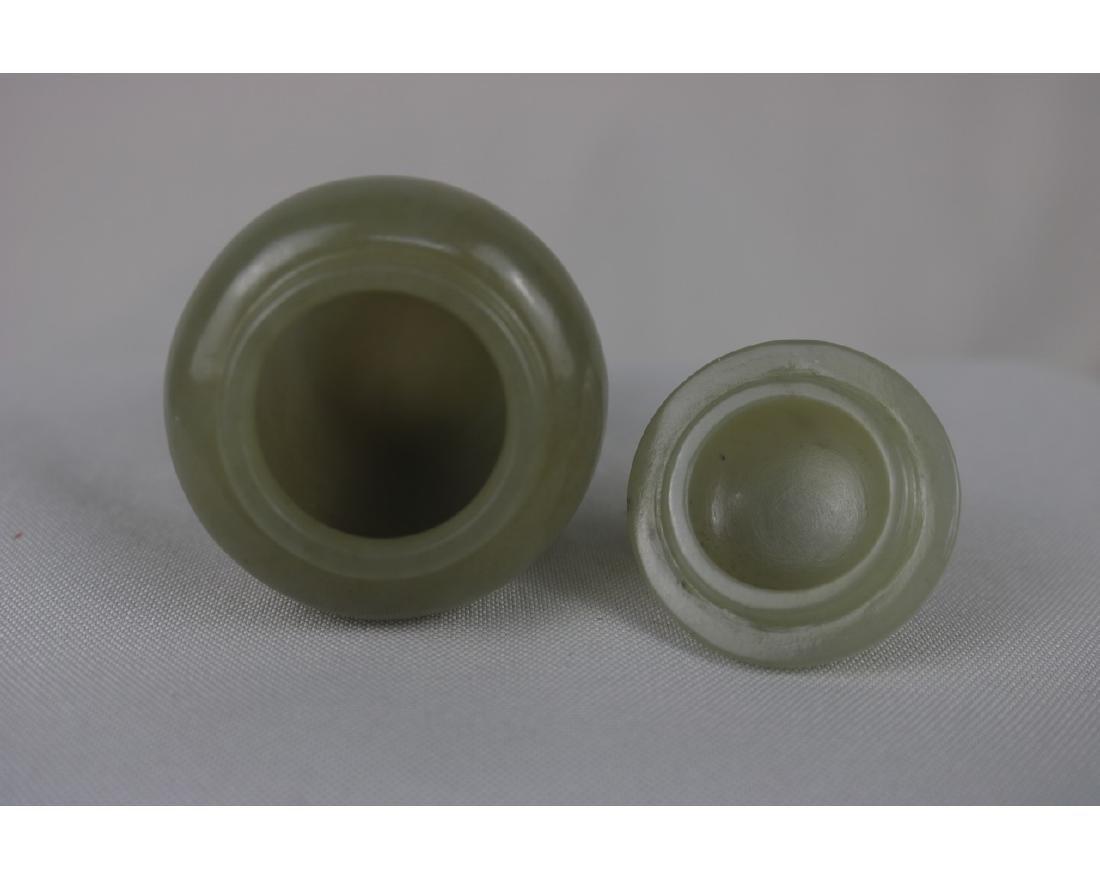 Chinese Ancient Jade Vase - 2