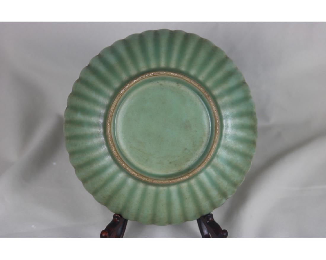 Chinese Celadon Glazed Porcelain plate - 5